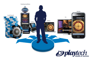 playtech bitcoin casino software