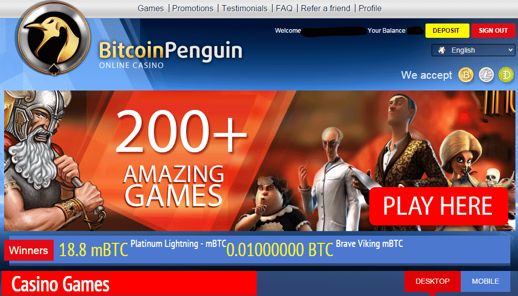 Bitcoin Penguin Casino Review – Expert Ratings and User Reviews