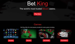 bet king casino