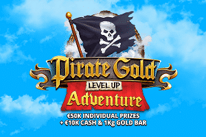 Pirate Level Up Adventure bitStarz