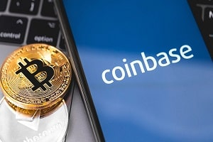 Coinbase's Shares Dropping